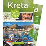 Bruckmann Reiseführer Kreta Zeit für das Beste. Highlights, Geheimtipps, Wohlfühladressen. Inklusive Faltkarte zum Herausnehmen.