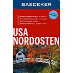 Baedeker Reiseführer USA Nordosten mit GROSSER REISEKARTE