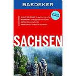 Baedeker Reiseführer Sachsen mit GROSSER REISEKARTE