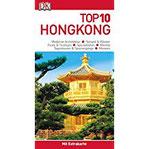 Top 10 Reiseführer Hongkong mit Extrakarte und kulinarischem Sprachführer zum Herausnehmen