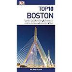 Top 10 Reiseführer Boston mit Extrakarte und kulinarischem Sprachführer zum Herausnehmen