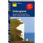 ADAC Reiseführer Südengland Dover Brighton Cornwall Stonehenge
