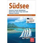 Nelles Guide Reiseführer Südsee Salomonen, Vanuatu, Neukaledonien, Fidschi–Inseln, Samoa, Tonga, Cook–Inseln,