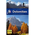 Dolomiten Reiseführer Michael Müller Verlag Individuell reisen mit vielen praktischen Tipps.
