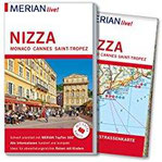 MERIAN live! Reiseführer Nizza Monaco Cannes Saint-Tropez Mit Extra-Karte zum Herausnehmen