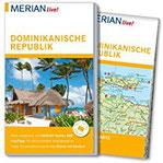 MERIAN live! Reiseführer Dominikanische Republik Mit Extra-Karte zum Herausnehmen