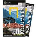 National Geographic Reiseführer Kolumbien Reisen nach Kolumbien mit Karte, Geheimtipps und allen Sehenswürdigkeiten wie Bogotá, Medellín, Cali, Barranquilla, Cartagena, und Cúcuta. (NG_Traveller)