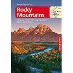 Rocky Mountains VISTA POINT Reiseführer Reisen Tag für Tag Colorado · Utah · Wyoming · Montana · Idaho · South Dakota
