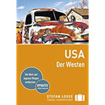 Stefan Loose Reiseführer USA, Der Westen mit Reiseatlas