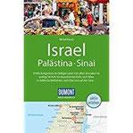 DuMont Reise-Handbuch Reiseführer Israel, Palästina, Sinai mit Extra-Reisekarte