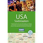 DuMont Reise-Handbuch Reiseführer USA, Südstaaten mit Extra-Reisekarte