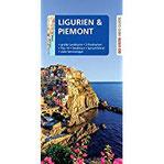 GO VISTA Reiseführer Ligurien und Piemont mit Genua und Turin - Mit Faltkarte und 3 Postkarten (Go Vista Info Guide)