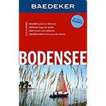 Baedeker Reiseführer Bodensee mit GROSSER REISEKARTE