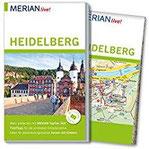 MERIAN live! Reiseführer Heidelberg Mit Extra-Karte zum Herausnehmen