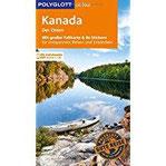 POLYGLOTT on tour Reiseführer Kanada – Der Osten Mit großer Faltkarte und 80 Stickern