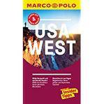 MARCO POLO Reiseführer USA West inklusive Insider-Tipps, Touren-App, Update-Service und NEU Kartendownloads (MARCO POLO Reiseführer E-Book)