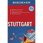 Baedeker Reiseführer Stuttgart mit GROSSEM CITYPLAN