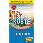 MARCO POLO Reiseführer Kroatische Küste Dalmatien Reisen mit Insider-Tipps. Inklusive kostenloser Touren-App & Update-Service