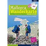 Mallorca - Wanderkarte 1 35.000 (Kartenset mit Nord + Süd-Blatt) Alle Wege in der Serra Tramuntana