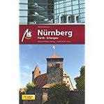 Nürnberg Fürth Erlangen MM-City Reiseführer mit vielen praktischen Tipps.