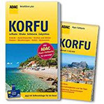 ADAC Reiseführer plus Korfu und Ionische Inseln mit Maxi-Faltkarte zum Herausnehmen
