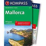 Mallorca Wanderführer mit Extra-Tourenkarte, 75 Touren, GPX-Daten zum Download. (KOMPASS-Wanderführer, Band 5911)