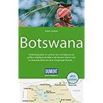 DuMont Reise-Handbuch Reiseführer Botswana mit Extra-Reisekarte