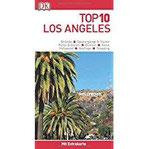 Top 10 Reiseführer Los Angeles mit Extrakarte und kulinarischem Sprachführer zum Herausnehmen