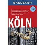 Baedeker Reiseführer Köln mit GROSSEM CITYPLAN