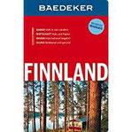 Baedeker Reiseführer Finnland mit GROSSER REISEKARTE