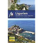 Ligurien Reiseführer Michael Müller Verlag Italienische Riviera, Genua, Cinque Terre