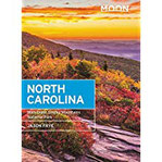 Moon North Carolina With Great Smoky Mountains National Park (Travel Guide)