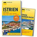 ADAC Cres Reiseführer plus Istrien und Kvarner Bucht mit Maxi-Faltkarte zum Herausnehmen