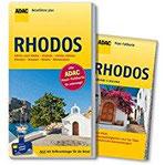 ADAC Reiseführer plus Rhodos mit Maxi-Faltkarte zum Herausnehmen