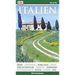 Vis-à-Vis Reiseführer Italien mit Extrakarte und Mini-Kochbuch zum Herausnehmen