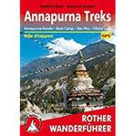 Annapurna Treks Annapurna-Runde - Base Camp - Nar Phu - Tilicho Lake. Alle Etappen. Mit GPS-Tracks (Rother Wanderführer)