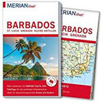 MERIAN live! Reiseführer Barbados St. Lucia Grenada Mit Extra-Karte zum Herausnehmen