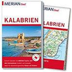 MERIAN live! Reiseführer Kalabrien Mit Extra-Karte zum Herausnehmen