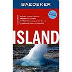 Baedeker Reiseführer Island mit GROSSER REISEKARTE