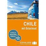 Stefan Loose Reiseführer Chile mit Osterinsel mit Reiseatlas