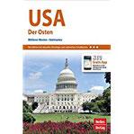 Nelles Guide Reiseführer USA Der Osten Mittlerer Westen, Südstaaten