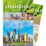 Bruckmann Reiseführer Shanghai Zeit für das Beste. Highlights, Geheimtipps, Wohlfühladressen. Inklusive Faltkarte zum Herausnehmen. NEU 2018