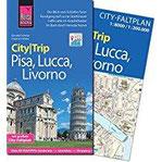 Reise Know-How CityTrip Pisa, Lucca, Livorno Reiseführer mit Faltplan und kostenloser Web-App