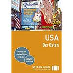Stefan Loose Reiseführer USA, Der Osten mit Reiseatlas