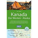 DuMont Reise-Handbuch Reiseführer Kanada, Der Westen, Alaska mit Extra-Reisekarte