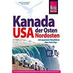 Reise Know-How Reiseführer Kanada Osten USA Nordosten