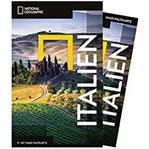 National Geographic Reiseführer Italien Reisen nach Italien mit Karte, Geheimtipps und allen Sehenswürdigkeiten wie Rom, Mailand, Florenz, Venedig, Palermo, Catania, Genua und Turin. (NG_Traveller)