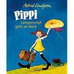 Pippi Langstrumpf geht an Bord Farbig