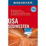Baedeker Reiseführer USA Südwesten mit GROSSER REISEKARTE