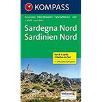 Sardegna Nord - Sardinien Nord Wanderkarten-Set. GPS-genau. 1 50000 (KOMPASS-Wanderkarten, Band 2497)